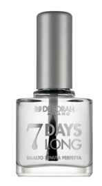 Deborah Milano 7 Days Long Nails Polish 11ml 00