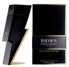 Kvapusis vanduo Carolina Herrera Bad Boy 100 ml EDT