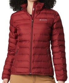 Columbia Lake 22 Down Womens Jacket 1859692619 Marsala Red L