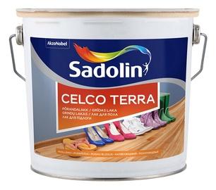 Grindų lakas Sadolin Celco Terra 45, pusiau blizgus, 2.5 l