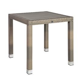 Home4you Larache Garden Table Grey