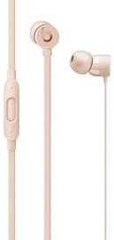 Ausinės Beats urBeats3 Earphones Lightning Matte Gold
