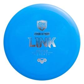 Lidojošais šķīvis Discmania Exo Link Soft 2/3/0/1 Blue
