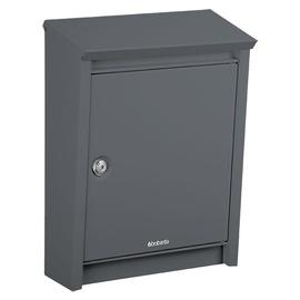 Postkast Brabantia B-110 Dark Grey, 408x308x150 mm