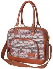 Kuprinė Target Shoulder Bag Fashion Freetime Africa Light 21485