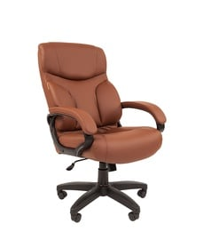 Chairman 435 LT Eco-leather Brown