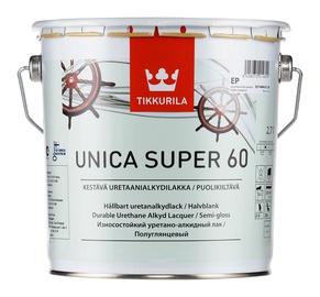 Lakas Tikkurila Unica Super, pusiau blizgus, 2.7 l