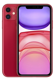 Мобильный телефон Apple iPhone 11, красный, 4GB/256GB