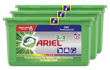 Ariel Color Washing Capsules 3x35pcs