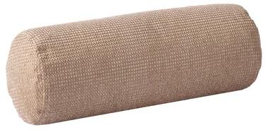 Home4you Glory Roll Pillow D18x50cm Beige