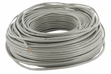 4World CAT 5e UTP Cable Gray 100m