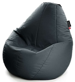 Кресло-мешок Qubo Comfort 90 Fit Graphite Pop, 120 л