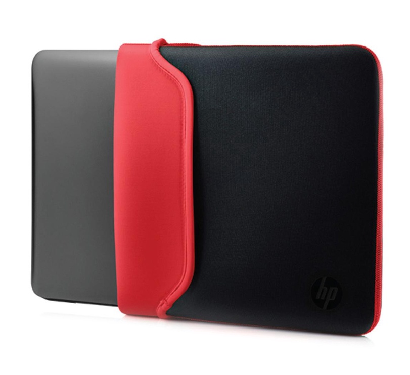 DATORSOMA HP 14.0 BLK/RED CHROMA SLEEVE