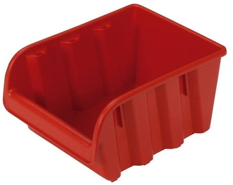 Curver Profi 4 Container 23.5x12.5x17.3cm Red