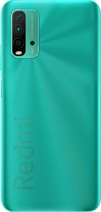 Мобильный телефон Xiaomi Redmi 9T, зеленый, 4GB/64GB