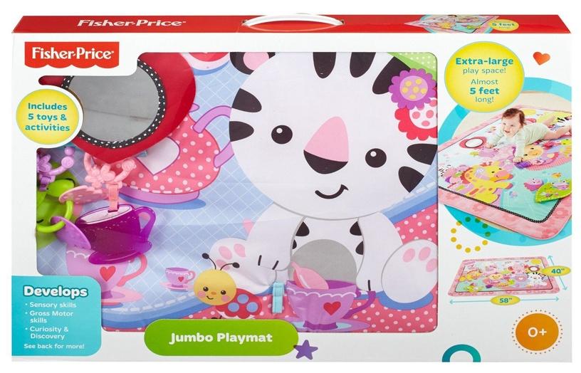 Fisher Price Jumbo Play Mat Pink BFL58