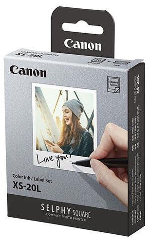 Canon Selphy Square Media Pack XS-20L