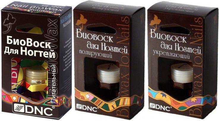 DNC Biowax Nails Polishing 6ml