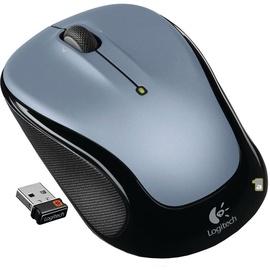 Kompiuterio pelė Logitech M325 Light Silver, bevielė, optinė