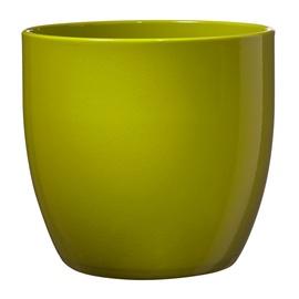 Soendgen Keramik Basel Pot Green 16cm