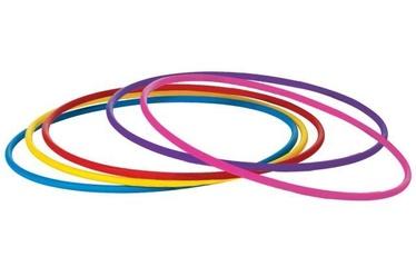 Vingrošanas loks Tremblay Gym Bow, 750 mm, zila/sarkana/dzeltena/zaļa