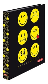 Herlitz Binder A4 SmileyWorld Black 50002054