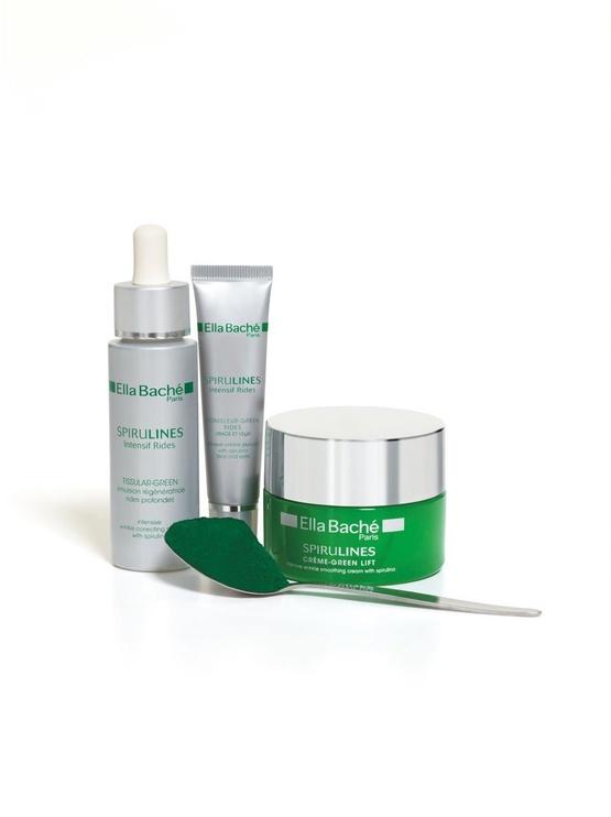 Ella Bache Combleur-Green Rides Intensive Wrinkle Plumper with Spirulina 15ml