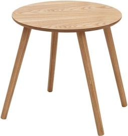 Kafijas galdiņš Verners Fanni, brūna, 600x510x600 mm