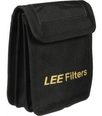 Lee Filters Pouch For 3 Filters Black