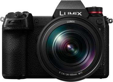 Süsteemne fotoaparaat Panasonic Lumix DC-S1 + LUMIX S 24-105mm F4 MACRO O.I.S.