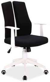 Signal Meble Office Chair Q-226 Black/White