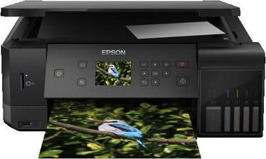 Multifunktsionaalne printer Epson L7160, tindiga, värviline