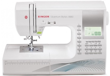 Singer Sewing Machine Quantum Stylist 9960