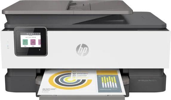 Многофункциональный принтер HP Officejet Pro 8025 All-in-One, струйный, цветной