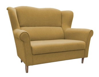 Idzczak Meble Loft 2 Double Sofa Yellow