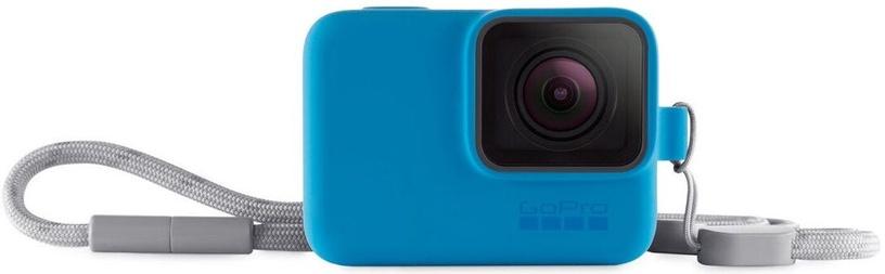 GoPro Sleeve and Lanyard Blue