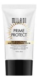 Makiažo pagrindas Milani Prime Protect SPF30 06, 29 ml