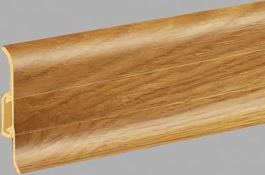 Põrandaliist Slim MAT141 22x45mm 250cm