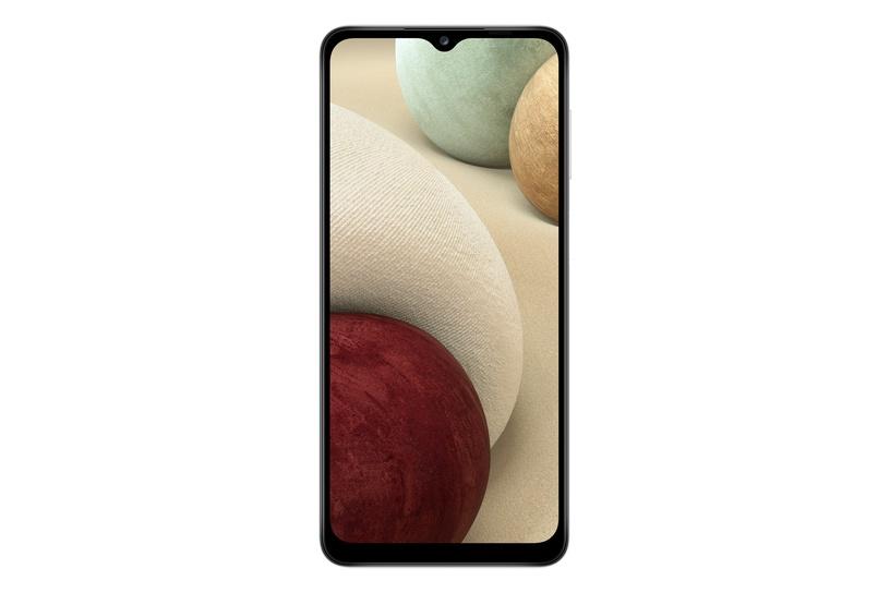 Мобильный телефон Samsung Galaxy A12, белый, 4GB/128GB