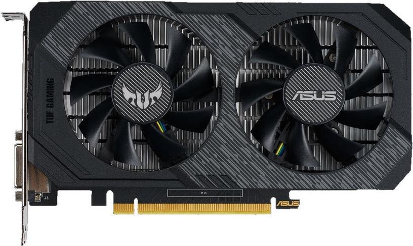 Asus TUF Gaming GeForce GTX 1650 OC 4GB GDDR5 PCIE TUF-GTX1650S-O4G-GAMING