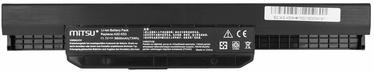 Mitsu Battery For Asus A53/K53 6600mAh