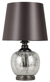 Home4you Luxo Table Lamp 58cm Dark Gray