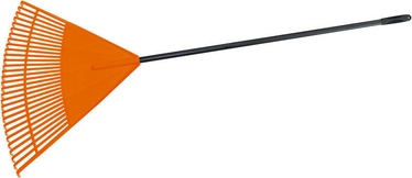 Terra HF-066S Leaf Rake 30T with Metallic Handle 770mm