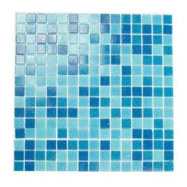 Stiklo mozaika BTS A31 ŽYDRA, 32.7 x 32.7 cm