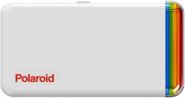 Kaasaskantav printer Polaroid Hi·Print 2x3, valge