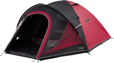 Coleman The Black Out 3 Tent Black/Red 2000032321