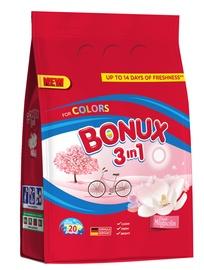 Skalbimo milteliai Bonux Pure Magnolia, 1.5 kg