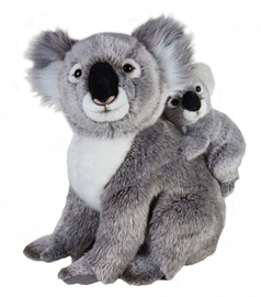 Dante National Geographic Koala With A Baby 37cm