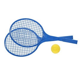 Reketid Toy Maxi Rackets Set Blue 51.2x21.2cm