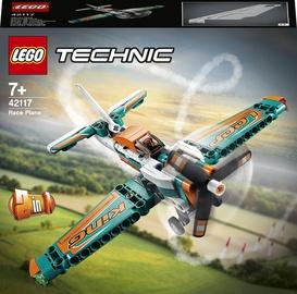 Конструктор LEGO Technic Гоночный самолёт 42117, 154 шт.